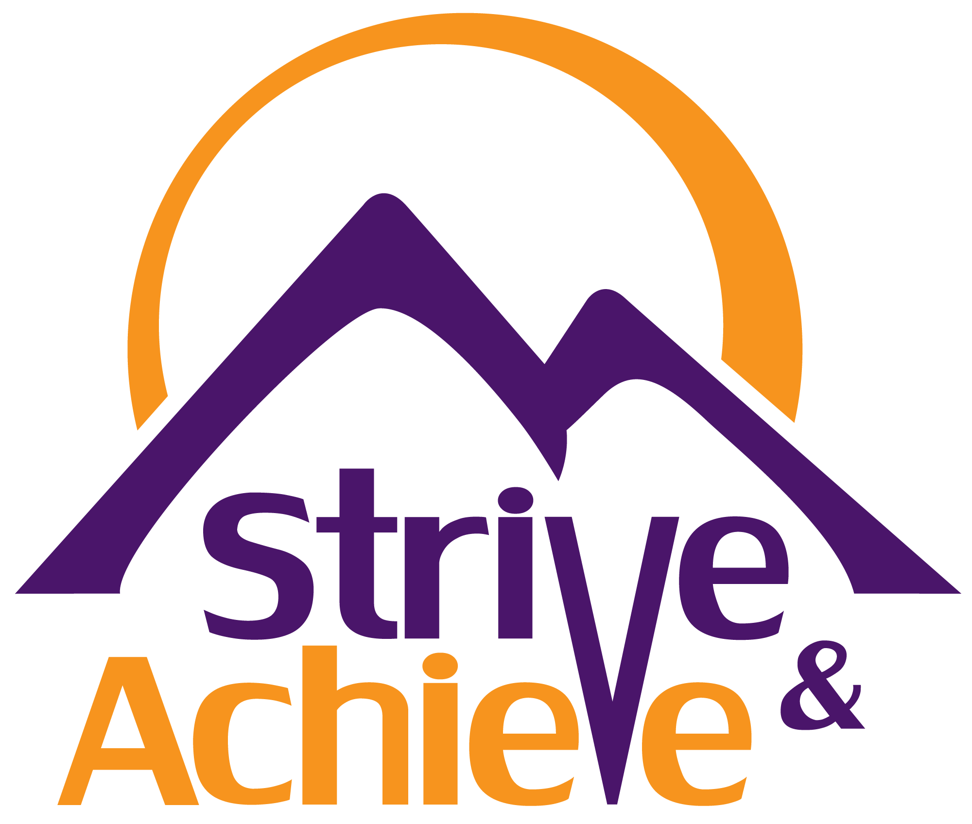 Strive & Achieve Logo_Small