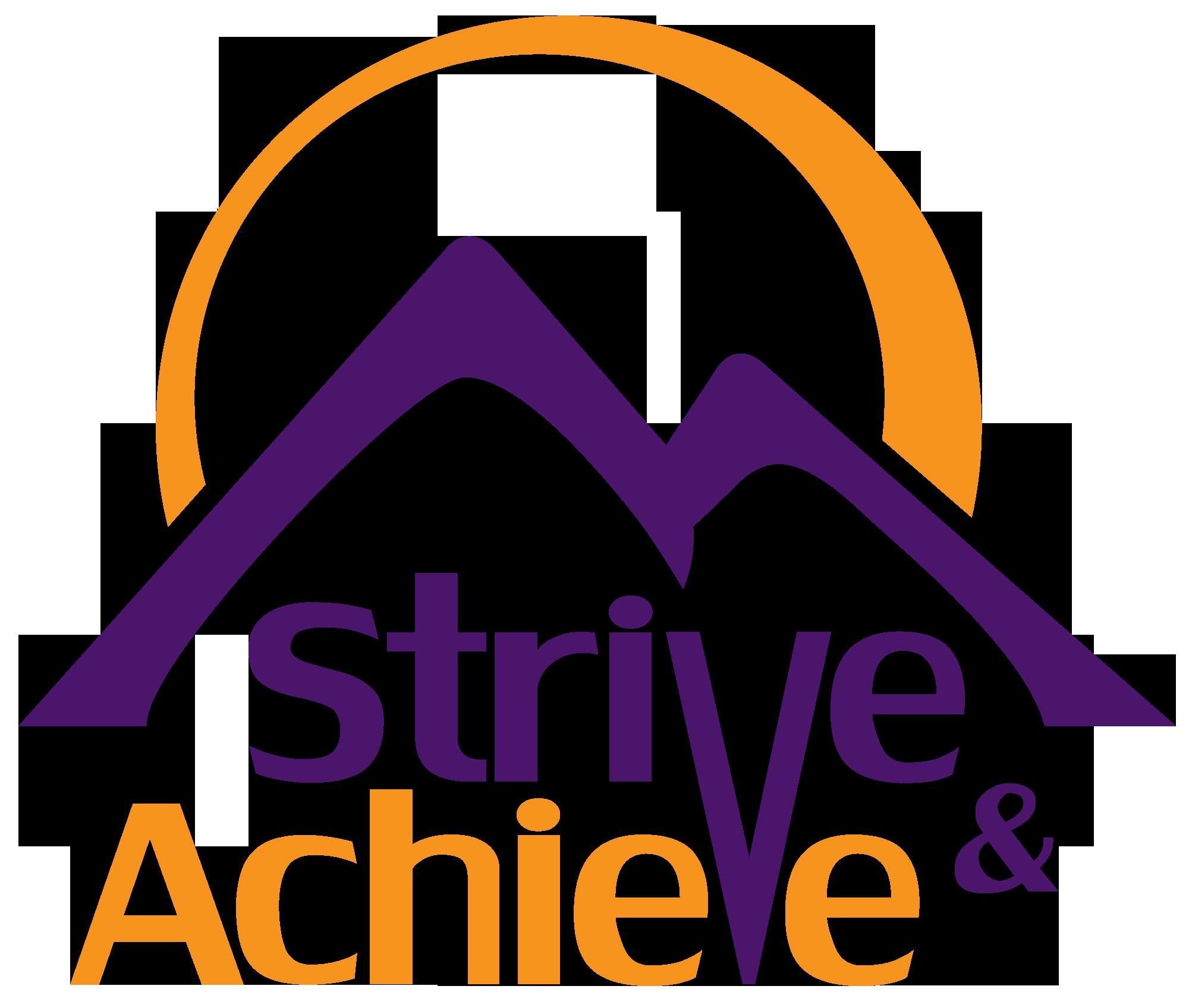 Strive & Achieve Logo_Small