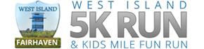 West Island 5K logo